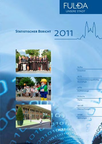 Statistischer Bericht 2011 - in Fulda
