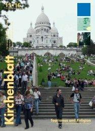Religionsunterricht für das Schuljahr 2011/2012 - Kirchenblatt