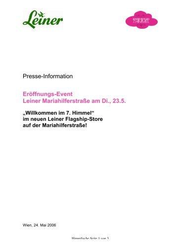Presse-Information Er
