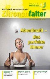 Abendmahl – das perfekte Dinner - Kirche für morgen