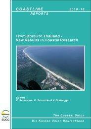 Coastline Reports 16 (2010) From Brazil to Thailand - Projekte und ...