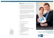 Unternehmen und Familie - Lahn-Dill-Kreis