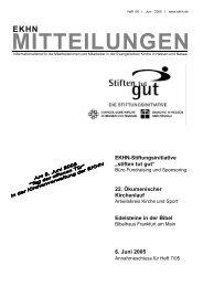 als PDF - Evangelische Kirche in Hessen und Nassau
