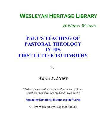 pauls theology in the letter to Bad bible theology: paul's letter to the romans by david madison at 2/26/2018 bad bible theology: an atheist refutation of the apostle paul's letter to the.