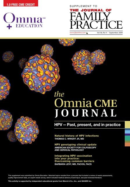 Omnia CME Journal - The Journal of Family Practice