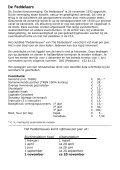 Nr. 4-2011 - Welkom op de site van Kanovereniging de Peddelaars - Page 2