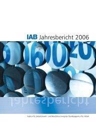 Wichtige Projekte und Ergebnisse - IAB
