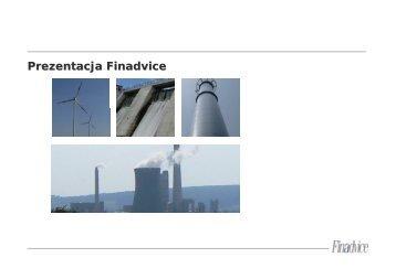 Wybrani klienci referencyjni - Finadvice