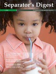 Separator's Digest 2009/1 min. - GEA Westfalia Separator Group