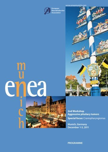 Download Programme - ENEA Workshop
