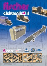 2 54 - Fischer Elektronik