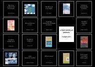 Das Eigentliche - indiebook