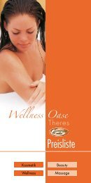 Wellness Oase - Hotel Erika