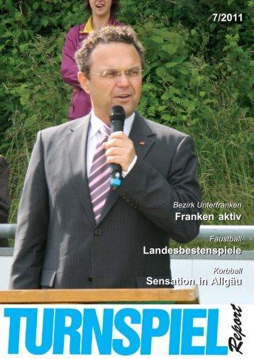 Lesen - Bayerischer Turnspiel- Verband
