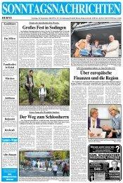 Tel. 02323 / 54095 - Sonntagsnachrichten