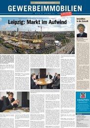 Investition in die Zukunft - Leipziger Fachkreis Gewerbe-Immobilien