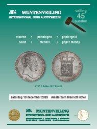Muntenveiling - Theo Peters | Numismatiek & Filatelie BV