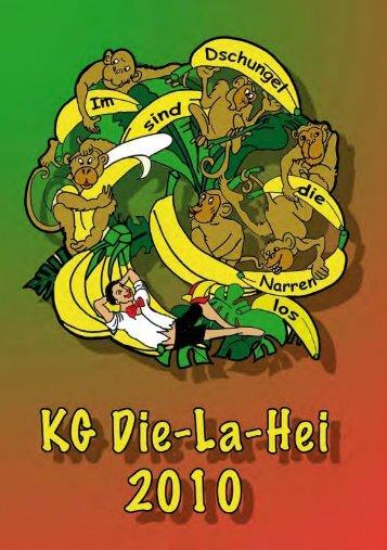 In memoriam: Karl-Heinz (Charly)Walters - KG Die-La-Hei Coesfeld
