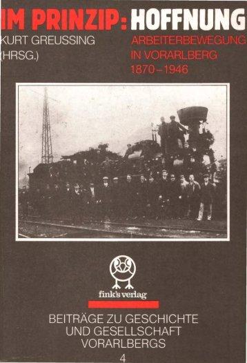 Arbeiterbewegung in - Johann-August-Malin-Gesellschaft