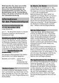 Pfarrnachrichten November 2012 - Pastoralverbund Bielefeld-Süd - Page 6