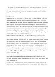Offenbarung 7, 9-12 - Kirche-Luckau