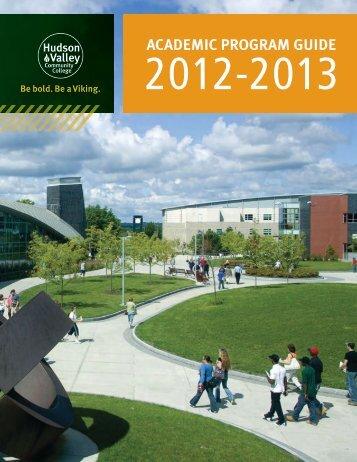 academic programs - HVCC