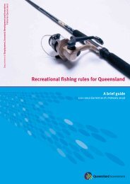 Recreational fishing rules for Queensland—a brief guide