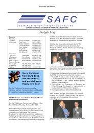 News Bulletin Dec05 - South Australian Freight Council ...