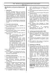 Richtlinie DM-THS - Pinscher-Schnauzer-Klub