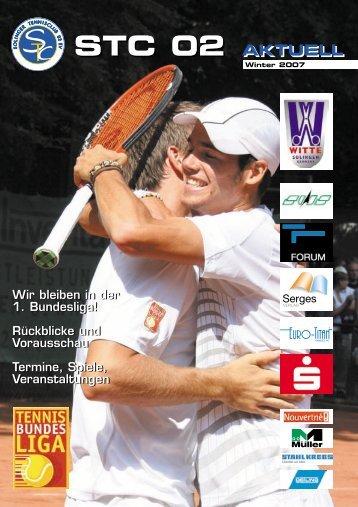 Vereinszeitung Winter 2007 - STC 02