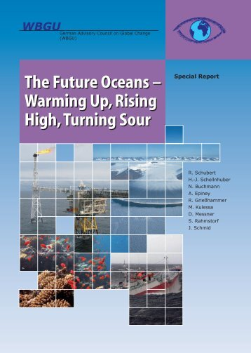 The Future Oceans - Warming Up, Rising High, Turning Sour