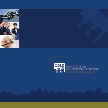 Untitled - QMR Consulting and Professional Staffing