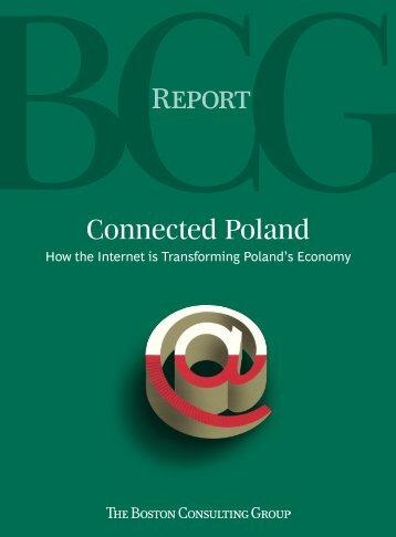 The Internet economy is becoming an impor - Polska Internetowa