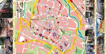Programmheft (Veranstaltungsplan + Stadtplan) - Quedlinburg swingt