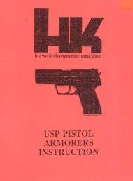 USP Armorer Manual - AR15.Com