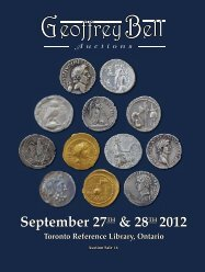 GB Auctions T.O. Expo Sept. 2012.indd - The Toronto Coin Expo