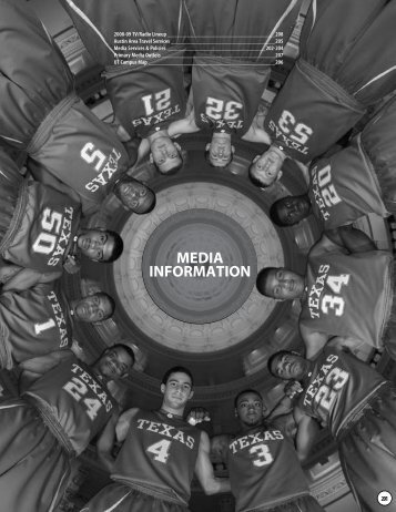 media information - Community
