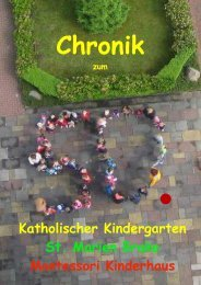 2012 fertige Chronik 3.pdf - Kath. Kirchengemeinde St. Marien in ...
