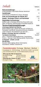 Feste und Veranstaltungen - Kulturinitiative Werratal eV - Seite 3