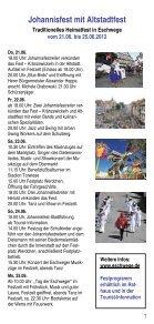 Feste und Veranstaltungen - Kulturinitiative Werratal eV - Seite 7