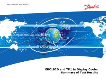 Test system ERC102D Controller