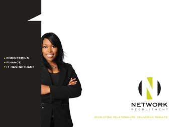Network Recruitment business profile