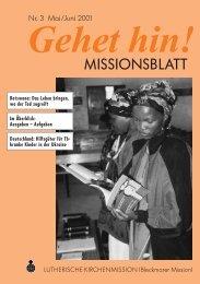 Bleckmar MB 3_01 Druck - Lutherische Kirchenmission Bleckmar