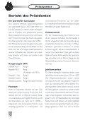 Jahresbericht Baseball NLB - Wil Devils - Page 4