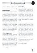 Jahresbericht Baseball NLB - Wil Devils - Page 5
