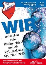 WIR IV 2012.pdf - TSG Nordholz