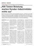 Fachzeitschrift für Objekteure und Estrich-Fachbetriebe - Korodur ... - Seite 2