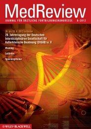 20. Jahrestagung der Deutschen Interdisziplinären Gesellschaft für ...