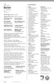 Ballet Notes - The National Ballet of Canada - Page 2