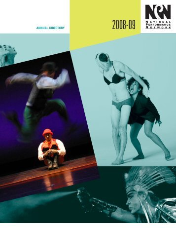 ANNUAL DIRECTORY - National Performance Network